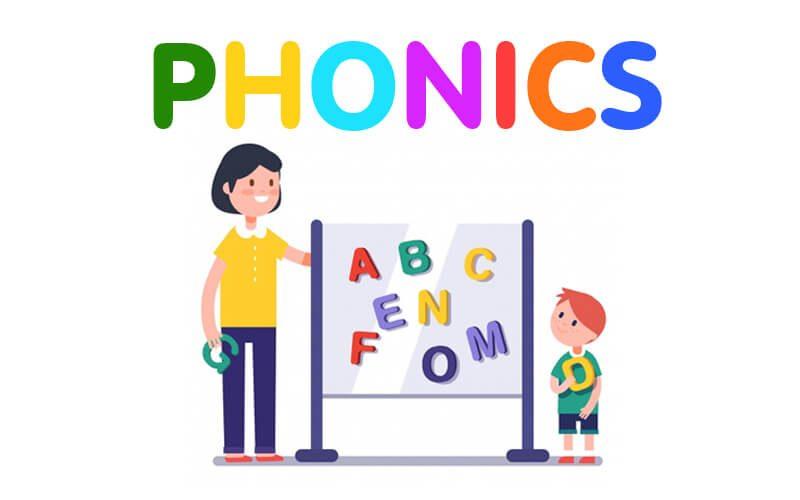 phát âm tiếng Anh lớp 2 cho trẻ em