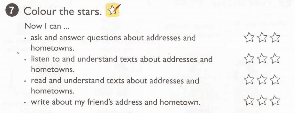 tiếng Anh lớp 5 unit 1 lời giải